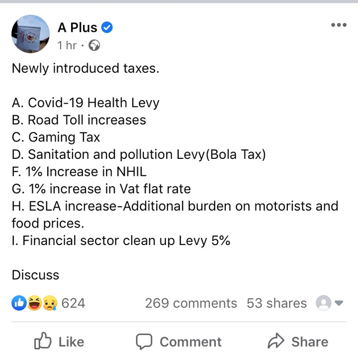 66a3ef8630a14d2794b82877b19a39bb?quality=uhq&resize=720 - The Newly Introduced Taxes In The 2021 Budget Utterly Dumbfound Ghanaians
