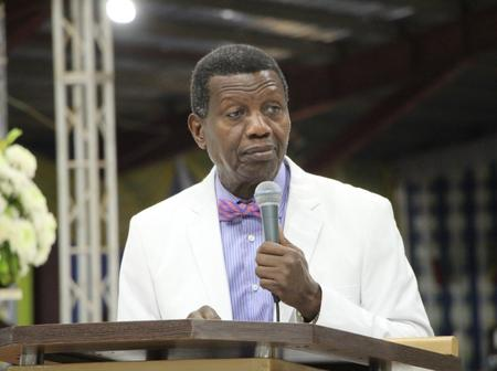 Adeboye Renders A Powerful Message To Mark Easter Celebration