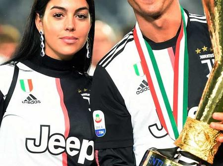Meet Georgina Rodriguez , Cristiano Ronaldo's beautiful model Girlfriend.