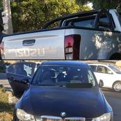 Two hijacked vehicles were recovered in Lombardy East.
