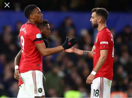 Man United Star could miss the Reminder of the EPL season