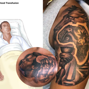 Why You Should Think Twice Before Receiving Blood Transfusion From Someone With Tattoo
