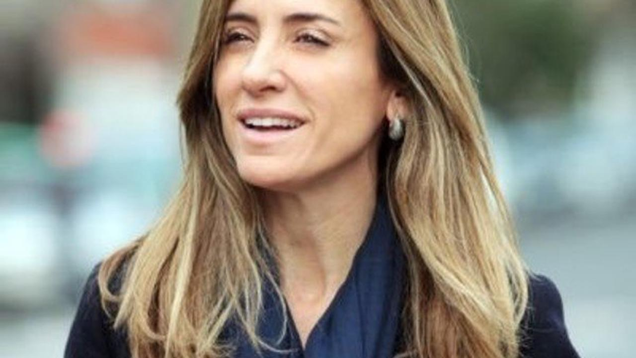 Victoria Tolosa Paz, the candidate of the Frente de Todos en Provincia, spoke: 'We hope that Alberto and Cristina will announce who heads the lists'