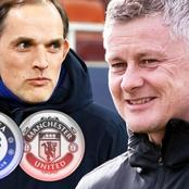 Solskjaer Sends Strong Message To Chelsea Manager Tuchel Ahead Of Man United's Clash With Chelsea