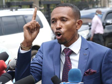 (Video): Mohammed Ali Promises To Bring Jicho Pevu In Parliament As He Reveals Details