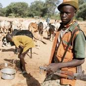 Two Fulani Herdsmen attack a farmer at Damango
