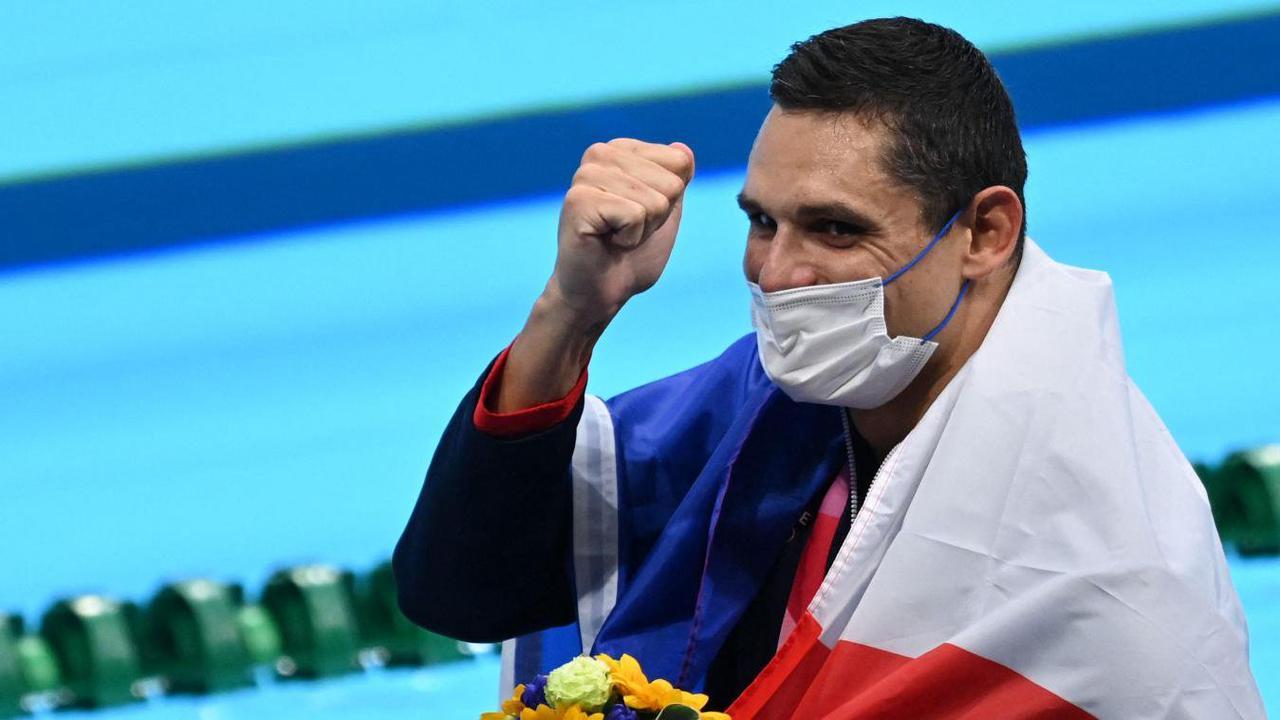 DIRECT. JO Tokyo 2021 : Manadou en argent sur 50 m nage libre !
