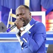 See What Apostle Johnson Suleman Posted Online Hours Ago That Is Getting Reactions