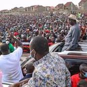 Distress Within DP Ruto's Camp As Raila Brings Nairobi Into A Standstill