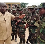 The African President That Was Shot 4 Times By His Trusted Body Guard