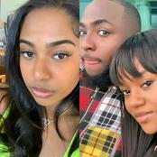 After Davido's Alleged New Babe Was Dragged For Sidelining Chioma, See The Quote She Shared