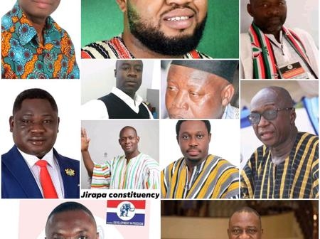 Full List of MPs Elected in Upper West 2020
