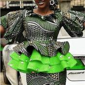 Simple And Adorable Ankara Blouses For Mothering Sunday