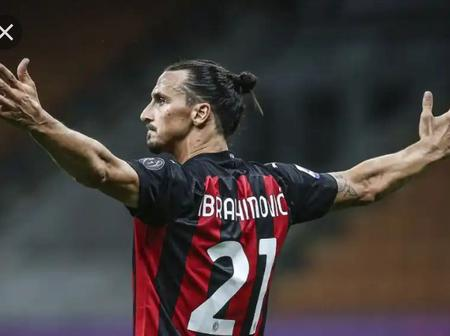 Zlatan Ibrahimovic Claims He Is The God Of AC Milan