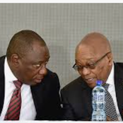 Ramaphosa Will Not Be Welcomed In Nkandla, ANC Leadership Meeting With Zuma Is Canceled