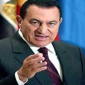 موقف إنساني.. رآه الرئيس الراحل مبارك يبكي بحرقة على ابنه فأمر بهذا الأمر في الحال