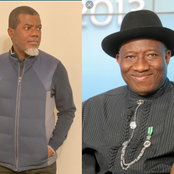Reno Omokri Digs Out Goodluck Jonathan's