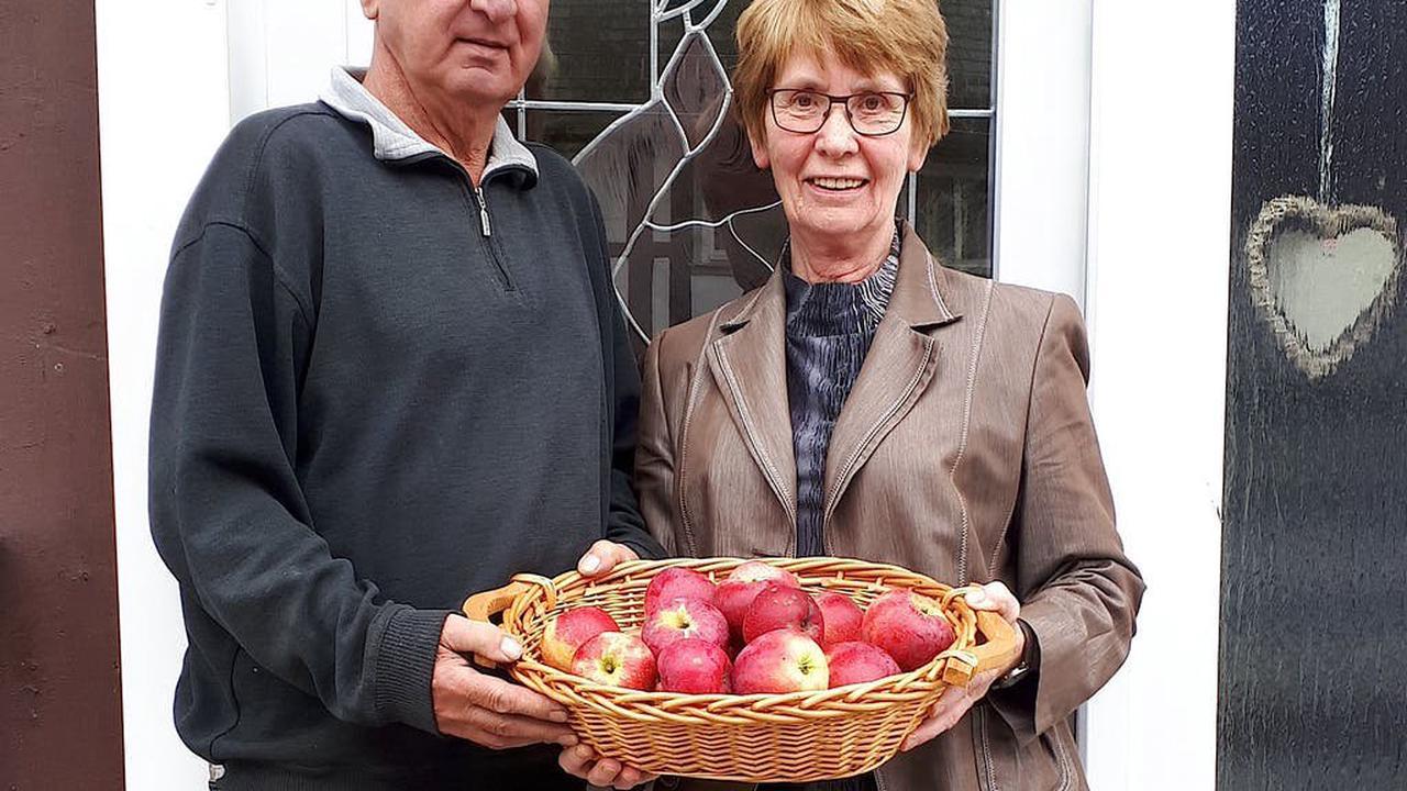 Apenburger Himbeeräpfel vertragen auch Allergiker