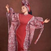 Creative And Adorable Ankara Boubou Designs For Beautiful Ladies.