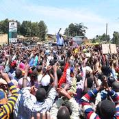 Moses Kuria Thanks People of Murang'a for Welcoming William Ruto Warmly