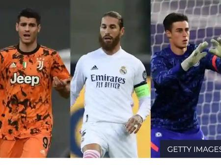 Friday's transfer rumors – Premier League 'big six' circling for Ramos