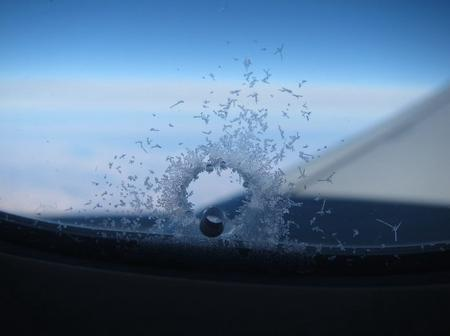 Ever Wondered Why Aeroplane Windows Have Tiny Holes? Here's the Reason