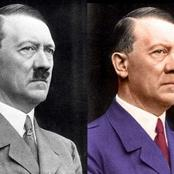 حل محله وكاد أن يموت 3 مرات وهذه وصيته الأخيرة.. قصة شبيه هتلر