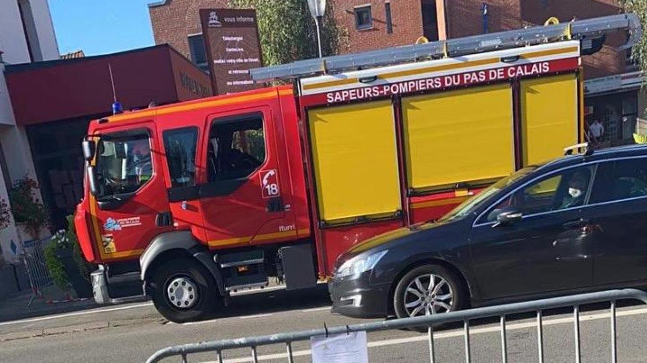 À Aix-Noulette, la place de la mairie évacuée après une fuite de gaz