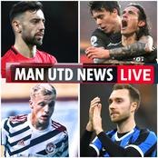 Latest Man united news: Updates on Van de beek, Cavani, Eriksen, Fred, Bruno and others