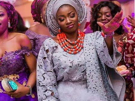 Checkout 25 Inspiring Photos Of Yoruba Brides