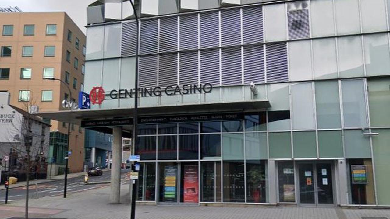 """Sheffield casino """"thrilled """"to open its doors and welcome back customers once again"""