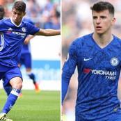 Chelsea legend and former Brazilian international praises Mason Mount