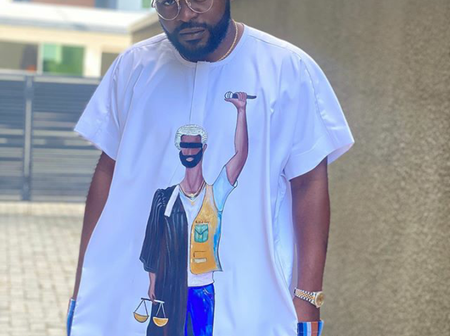Check Out These New Hairstyle Of Popular Musician Falz.