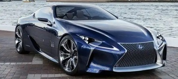 The Top 10 best Lexus Models of All-Time