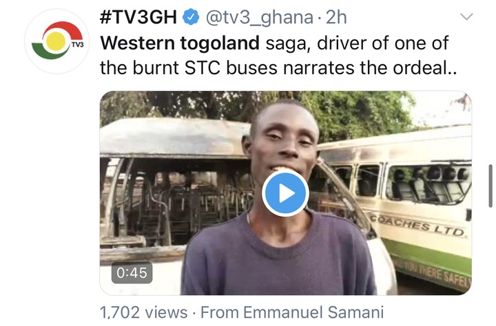 671c451deaa9648ebb91b22205494594?quality=uhq&resize=720 - God saved my life I was nearly killed - Driver of burnt STC Bus finally breaks silence