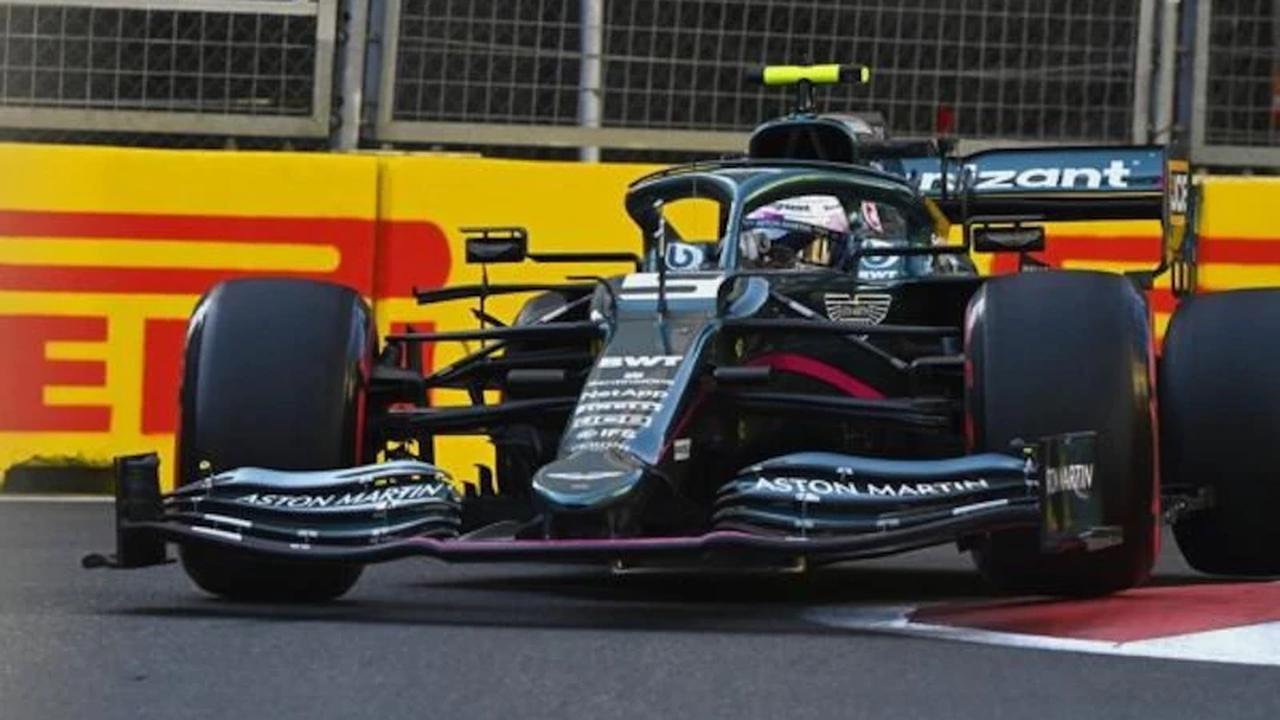 Sebastian Vettel auf P11: Zeigt, dass jeder Schuss sitzen muss