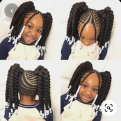 Do You Want Your Daughter To Look Adorable? See 62 Outstanding And Uncommon Kids Hairstyles