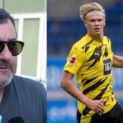 Erling Haaland mentioned Chelsea flop as he named seven current best strikers above him