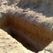 شاهد وحاول أن تصدق .. هذا الطبيب المصري الخارق عاد للحياة بعد دفن نفسه 28 يوما