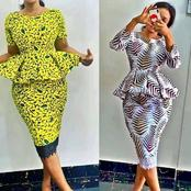 Rocking Any Of These 30 Ankara Outfits Can Make Your Partner To Love And You More
