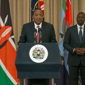 Bad News For Ruto Allies in The Government as Details of a Major Reshuffle Before 2022 Leaks