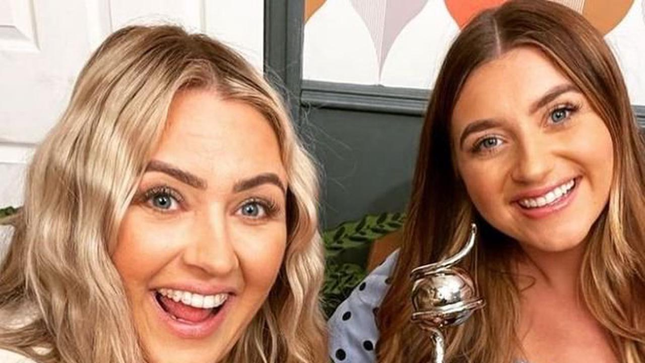 Gogglebox fans gush over 'incredible' sisters as they beam over award celebration