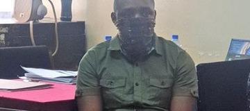 Boniface Mwangi Arrested