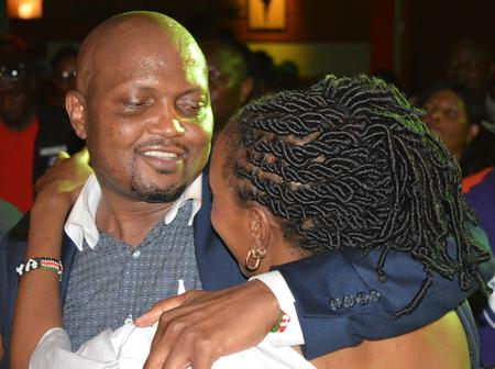 The Day a Drunk Moses Kuria Loved, Enjoyed His Moments at the Dancing Floor [PHOTOS]