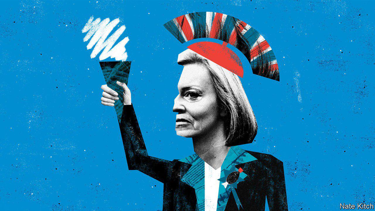 Liz Truss and the power of perkiness