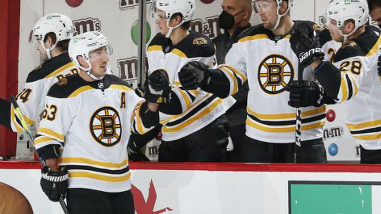 Boston Bruins: Brad Marchand Back Earlier Than Expected