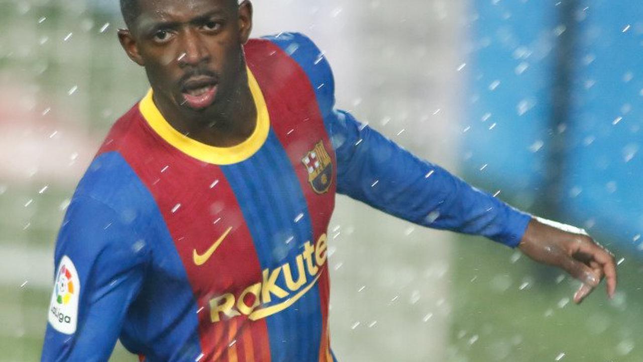 Ousmane Dembele breaks silence on Barcelona future amid Liverpool transfer rumours