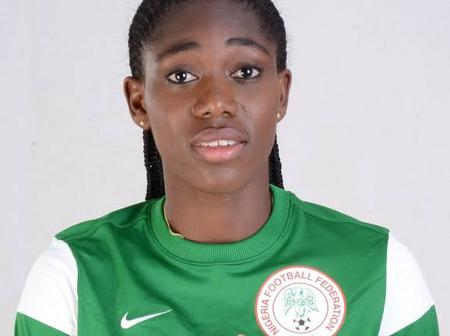 PHOTO: See Gorgeous Pictures Of Asisat Oshoala's Mother