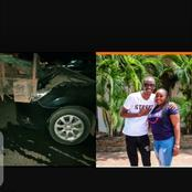 Samidoh's wife involved in an accident, see what she said after