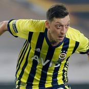 Feberbahce Fans Angry At Ozil Already, This Is Why